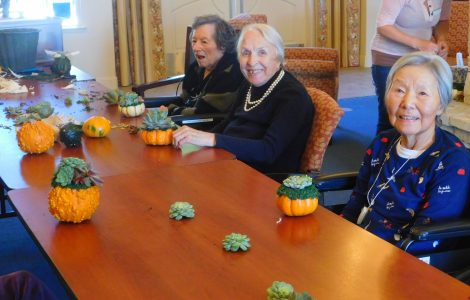 Watermark University: How to Make a Thanksgiving Centerpiece