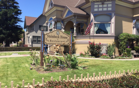 Visit to The Steinbeck Museum & Lunch at The Steinbeck House